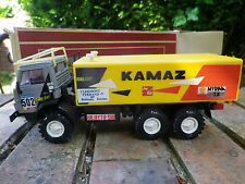 ELECON 4310 KAMAZ RALLY RAID PARIS DAKAR Made in RUSSIA échelle 1:43 neuf boite