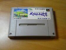 GAME/JEU SUPER FAMICOM NITENDO NES JAPANESE VERSION New 3D Golf SHVC GB #3