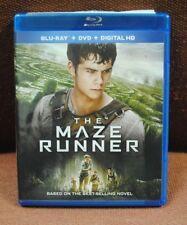 The Maze Runner - Blu-ray + DVD