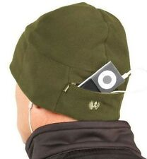 Blackhawk Performance Fleece Watch Cap OD Green  808001OD   Low Pro w/pocket