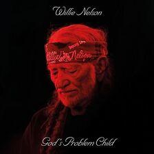 God's Problem Child - Willie Nelson (2017, CD NUOVO)