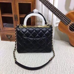 Classy Luxury Design Handbag Chain Strap Leather Shoulder Designer Ladies Bag