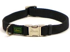 Hunter 43509 Halsung für Hunde Vario-Basic ALU-Strong, M, 40-55 cm, Nylon, Schwa