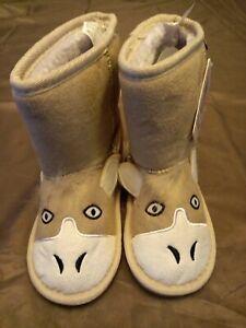 Muk Luks Zoo Babies Booties - Size 11 - GallyHo