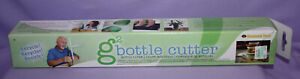 G2 Bottle Cutter Generation Green Recycles Wine Bottles ~ New Unopened Box