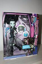 "Monster High Frankie Stein - Ghouls Rule Edition - ""NEU!"""