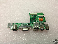 HP Pavilion DV4000 Audio VGA S-Video USB Board  48.49002.021 04500-2  384625-001
