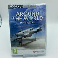 Around The World In 80 Flights PC Add-On Flight Simulator Sim 2004 X FS2004 FSX
