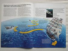 2/1981 PUB IBM ADVANCED SIGNAL PROCESSOR COUNT VON LUCKNER SEEADLER WWI AD