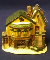 "DEPT 56~""The Grapes Inn""~1996~Charles Dickens Heritage~Collector Ornament"