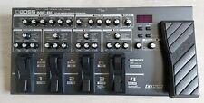 Boss ME-80 Multieffektgerät für E-Gitarre mit Netzteil und. Anleitung