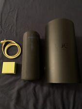 Ultimate Ears UE MEGABOOM Wireless Bluetooth Speaker Waterproof - Black Blue