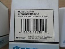 X10 Pro Pam01 Appliance Module, 2 Pin, with Agc
