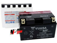 MF1351 - BATTERIA YUASA TTZ10S = YTZ10S 12V SIGILLATA YAMAHA 500 TMAX 2008 2011