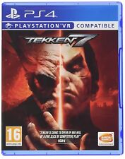 NEW & SEALED! Tekken 7 Sony Playstation 4 PS4 Game