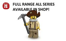 Lego prospector series 12 unopened new factory sealed