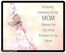 In Loving Memory Of Mom Refrigerator Magnet