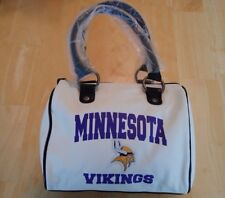 NFL Minnesota Vikings White CHEER Style Purse