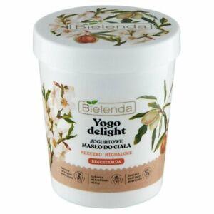 BIELENDA YOGO DELIGHT Yoghurt body butter ALMOND MILK, 200ml