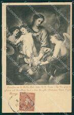 Rome City Academy of San Luca van dych Postcard xb4681