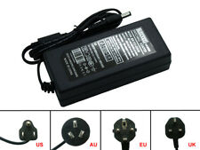 AC 100-240V To DC 5V 1A 2A 5A 8A Power Supply Adapter Cable AU EU UK US Plug