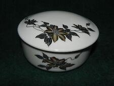 Expressly for Macy's Golden Flower Dresser Dish_3959