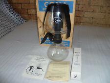 Vintage Cona Coffee Maker Junior Model 1 Pint & Instructions & Box
