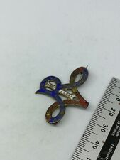 Enamel Queen Victoria Diamond Jubilee Pin Badge
