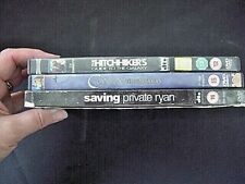3 x mixed Film DVDs~ Saving Private Ryan~Conan the Barbarian~Hitchhikers guide