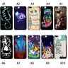 Alice in Wonderland Cheshire Art Soft TPU Case Cover For iphone X 6S 7 8 Plus S9