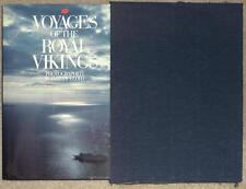 VOYAGES OF THE ROYAL VIKINGS ~ PHOTOGRAPHED by HARVEY LLOYD ~ XL SLIPCASED HC