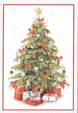 Evergreen Christmas Tree Greeting Cards By Image Arts - Set of 11