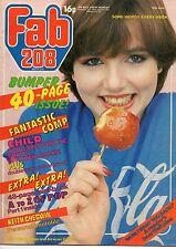 Fab 208 Magazine 16 June 1979    Child    Keith Chegwin