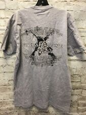 Men's Grey T Shirt Don't Tread On Me USA Defend Sz X Large XL Next Level