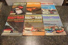 COMPLETE ROAD & TRACK MAGAZINE JANUARY-DECEMBER 1976 (OAK9677-1 [LOC.DDD] #219)