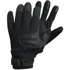 Glacier Glove Pro Campo Guantes Dedo Completo-Negro
