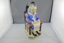 Kevin Francis Rare Blue William Shakespeare Character Toby Jug  105/1000