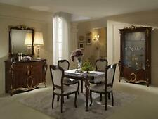 Arredoclassic Dining Table 4 Chairs Room Rococo Baroque Art Nouveau