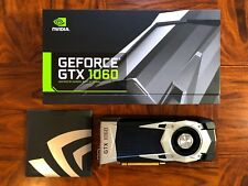 *** Mint Nvidia GeForce 1060 6GB Founders LIMITED EDITION | Box/Accessories ***