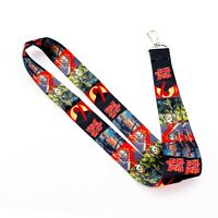 Inglorious Bastards Quentin Movie Drama Action Movie Keychain Lanyard LYN-107