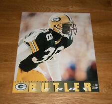 1996 Leroy Butler Green Bay Packers poster 16x20 photo Super Bowl XXXI original