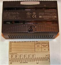 GE-Fanuc VersaMax IC200ALG431 PLC MIXED ANALOG 4 CH IN 2 CH OUT 0-10V 12 bit