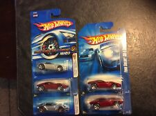 Hot Wheels Ford Shelby GR-1 Concept Lot Of 5
