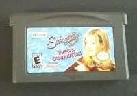Gameboy Advance GBA SP DSL ~ SABRINA TEENAGE WITCH POTION COMMOTION ~ 16 Levels
