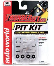 Autoworld 00103 ThunderJet Tjet Pit Kit Chassis Tuneup Ho Scale Slot Car AW