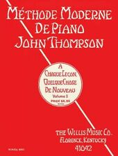 John Thompson's Modern Course for the Piano, Grade 1, Paperback by Thompson, ...