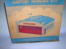 """Plasticville """" Airport Hanger Building""""  Kit  lot # 8818"""