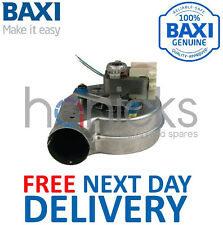 Baxi Solo 2 30 40 50 60 Pf Fan Only 229421 Sifan WFFB1701-017 Genuine Part *NEW*