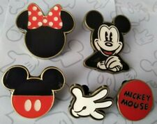 Mickey and Minnie Mouse Target Junk Food Set Choose a Disney Pin