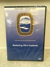 Restoring Mini Implants (V2337) Gordon J. Christensen PCC DVD